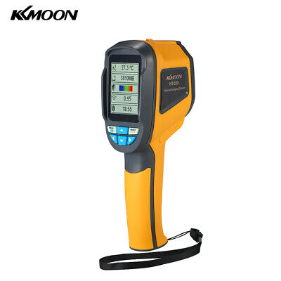 """KKmoon Infrared Thermal Imager Thermometer -20~300°C & IR Resolution 2.4"""" J8L8"""