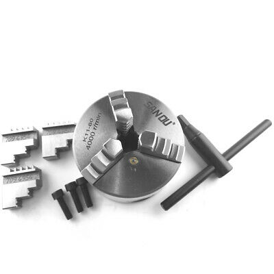 High Accuracy Three Jaw Chuck Self-centering For Mechanical Lathe For Y7B7