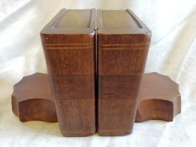 Good Pair Of Art Deco Bookends