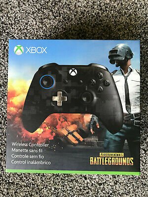 Xbox One PUBG Limited EditionController : PlayerUnknown's Battlegrounds : Sealed