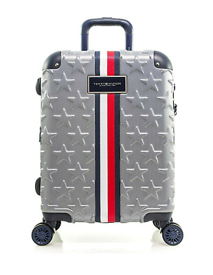"""Tommy Hilfiger 21"""" Starlight Expandable Hardside Spinner Suitcase Luggage"""
