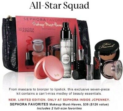 Sephora Favorites Makeup Must Haves $106 *NEW/OTHER/SEE DETAILS BEFORE PURCHASE*