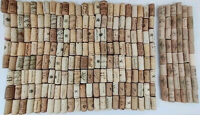 All Used-- Lot Of 189 Natural Corks 48 Synthetic Corks For Arts & Craft Projects