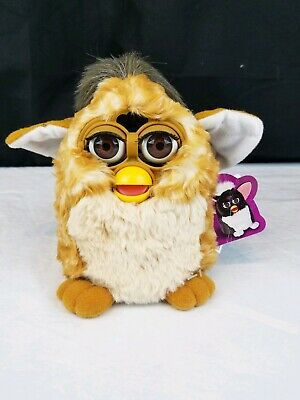 Furby, Electronic & Interactive, Electronic, Battery & Wind