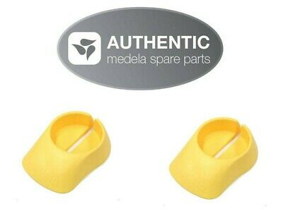 Authentic MEDELA Bottle Stands x2 --keeps bottles from tipping over