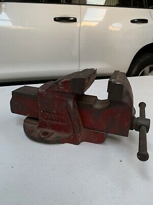 Vintage Dawn Engineering Bench Vice 3""
