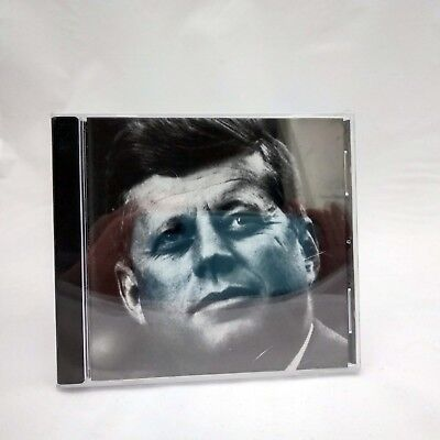 JFK The Kennedy Tapes Original Speeches of the Presidential Years 1960-1963 CD