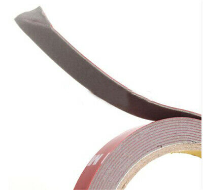 3M Auto Acrylic Foam Double Sided Attachment Tape 8mm Hot Sell