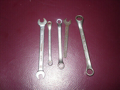VINTAGE DOWIDAT mixed lot spanners