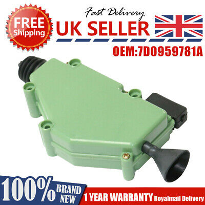 NEW For VW Transporter//Caravelle T4 Central Locking Motor Actuator 7D0959781A UK