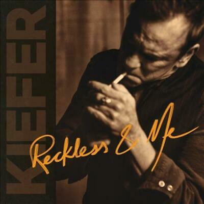 Reckless & Me by Kiefer Sutherland - BMG Rights Management 2019 CD