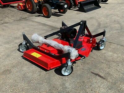 WFM150 - Winton Finishing Mower - 1.5m Wide - For Compact Tractors - YARD STORED