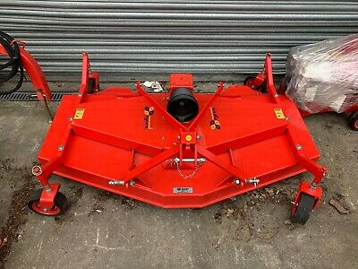 EA180 Agrint Italian Finishing Mower 1.8m/6ft - For Small Tractor - EX-DEMO