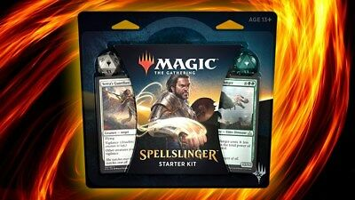 MTG SPELLSLINGER - Starter Kit 2018 Magic the Gathering ENG