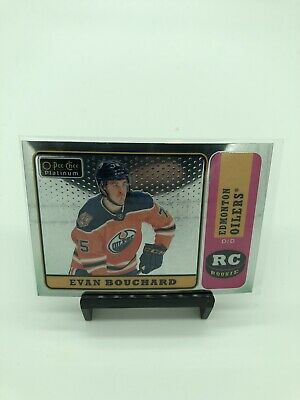 2018-19 OPC Platinum Retro Rookie Evan Bouchard