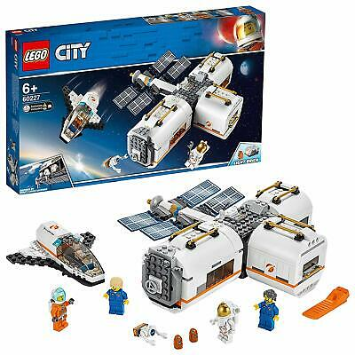 LEGO 60227 City Lunar Space Station Mars Expedition Series Building Toy Playset