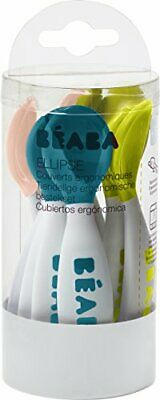 Beaba NEUF 2nd Stage doux Couverts, (coloris assortis)