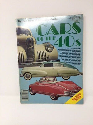 cars of the 40s by the editors of consumer guide collection edition
