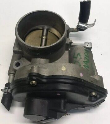 TESTED - SENSOR Good* 03-08 Mazda 6 Throttle Body Valve Tb Assembly