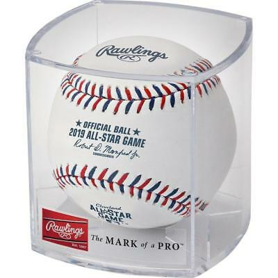 Rawlings MLB 2019 All Star Official Game Baseball Cleveland Indians UV Cubed