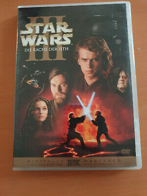 Star Wars: Episode III - Die Rache der Sith (2005) DVD