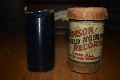 Edison Cylinder Record - 4M - 2279 - Moving Day at Pumpkin Center (Uncle Josh)