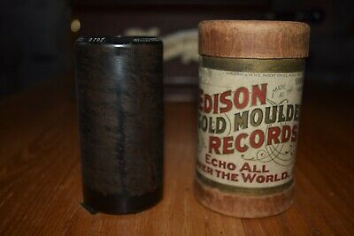 Edison Cylinder Record - 2M - 9792 - She Forgot to Bring Him Back