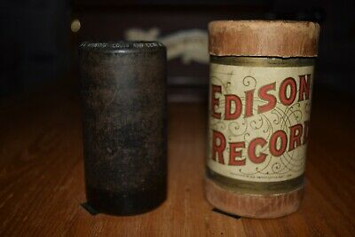 Edison Cylinder Record - 2M - 9064 - Louis and Lena at Luna Park