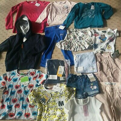 wholesale joblot kids boys girls BNWT clothing mixed brand & size