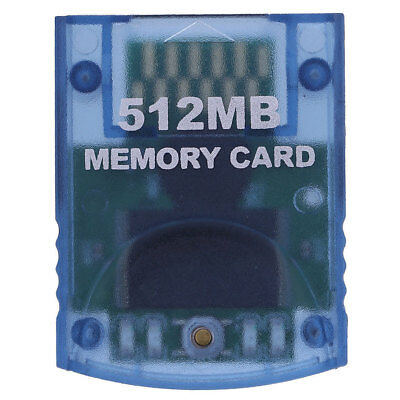 CW_ KE_ Professional 512MB Memory Card Stick for Nintendo GameCube Wii Console H