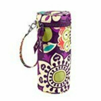 Vera Bradley Baby Bottle Caddy Heather - NEW