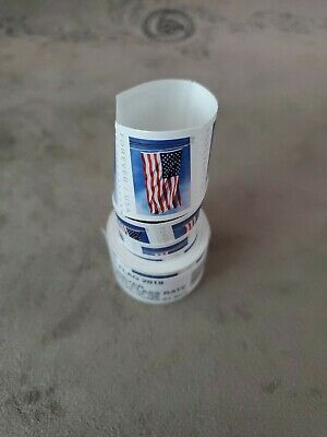 USPS Forever Flag Stamps Stamp Roll of 100