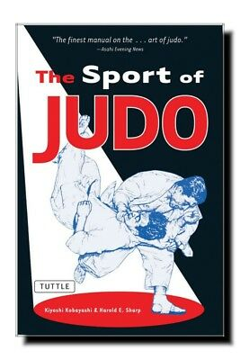 ☆Martial Arts Book:%The Sport Of Judo As Practiced In Japan'56-Kiyoshi Kobayashi