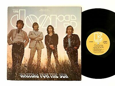 Doors, The – Waiting For The Sun ~ 1st Label Gatefold