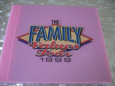 THE FAMILY VALUES Tour '99 by Various Artists (CD) & My Own