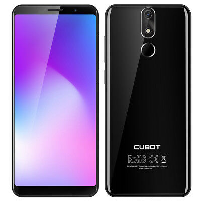 """Cubot Power 4G LTE Smartphone Libre 5.99"""" Helio P23 Android 8.1 128GB 6000mAh"""