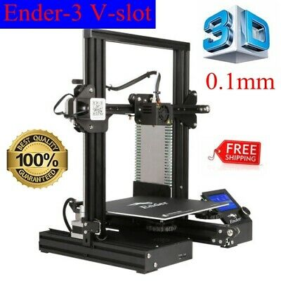 Creality3D Ender - 3 V-slot Prusa I3 Impresora 3D printer DIY Kit 220x 220x250mm