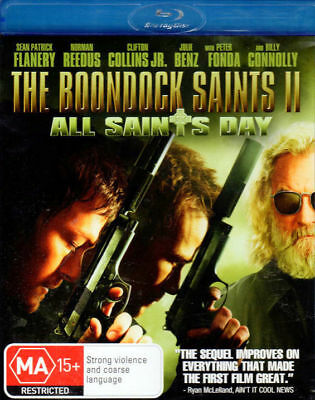 The Boondock Saints 2 All Saints Day -Sean Patrick Flannery, Billy Connolly Mint