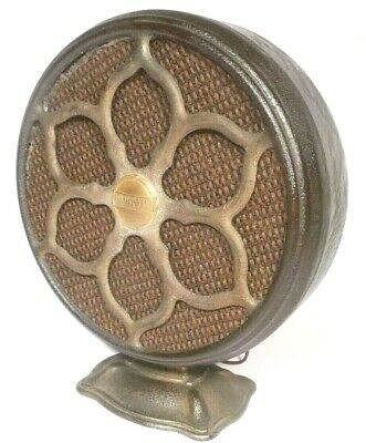 """vintage  ATWATER-KENT SPEAKER: Tested & Working 1O"""" SPEAKER  on stand / 727 ohms"""