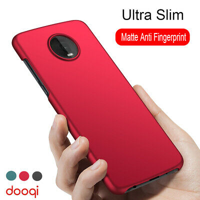 For Motorola Moto Z4 / Z4 Play Ultra Slim Shockproof Hard PC Protective Case