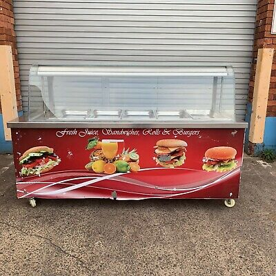 Cold Bar Display Fridge - 2100mm