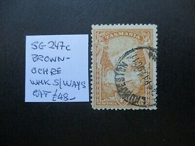 ESTATE: Tasmania Selection (Used) - Great Mix of Issues (Y2989)