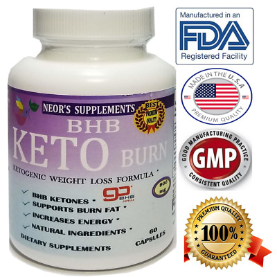 Keto Diet Pills BHB Best Ketogenic Carb Blocker Advanced Weight Loss Supplement