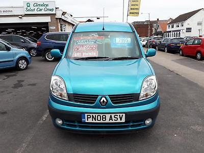 2008 Renault Kangoo 1.6 Expression Auto WAV From £6,995 + Retail Package MP