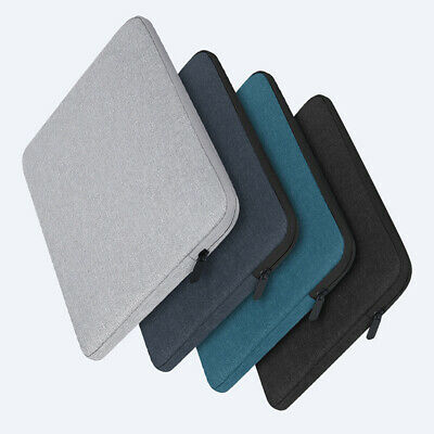 Polyester Cover Laptop Bag Notebook Case Sleeve For MacBook HP Dell Lenovo