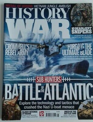 History Of War Magazine Issue 25 (2016) Battle Of The Atlantic - Rocroi - Tanks
