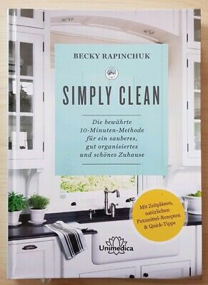 Becky Rapinchuk: Simply Clean