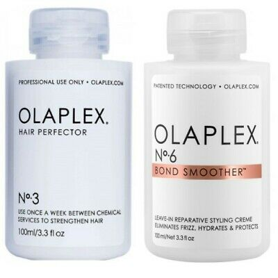 Olaplex Set - Hair Perfector No. 3 + Bond Smoother No. 6 (33,45€/100ml)