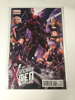 Uncanny X-Men #307 Marvel Comics 9.4 Near Mint Comics