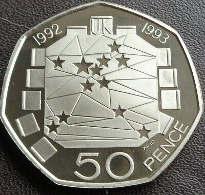 Royal Mint BU Brilliant Uncirculated Coin Year Set 1993